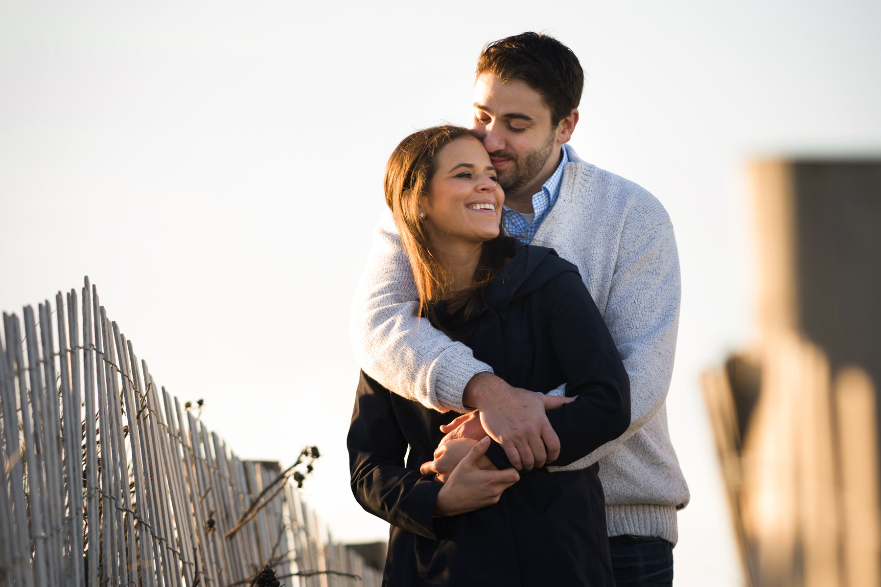 Every couple is so different to work with. With Danni and Scott, I found them incredibly at ease with each other and with me. It was wonderful to have images that felt so natural right from the moment we started at Duxbury Beach.