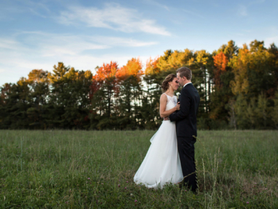 Weddings at the Barn at Flanagan Farm