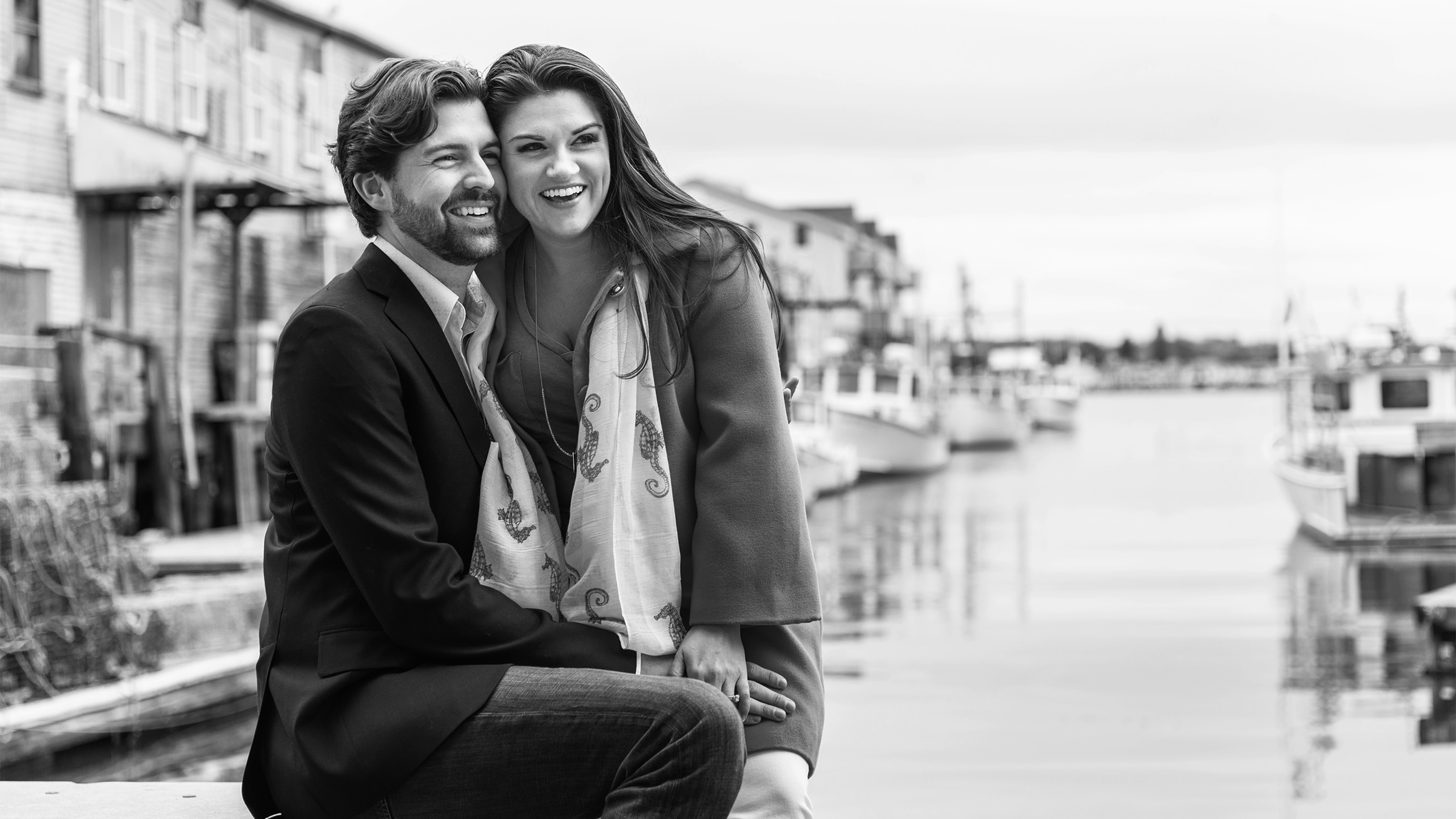 Engagement Sessions in Portland Maine
