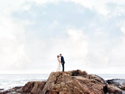 Cliff House Maine Wedding Photographer
